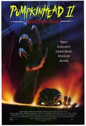 Pumpkinhead II: Blood Wings - Movie Poster (thumbnail)