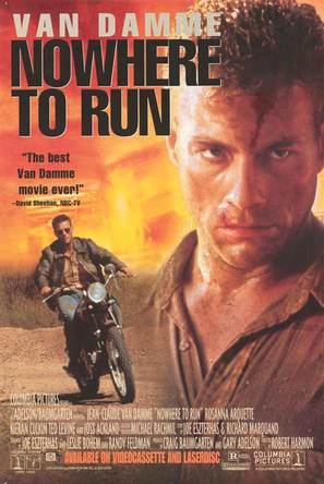 Nowhere To Run - Movie Poster (thumbnail)
