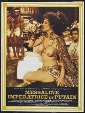 Messalina, Messalina! - French Movie Poster (thumbnail)