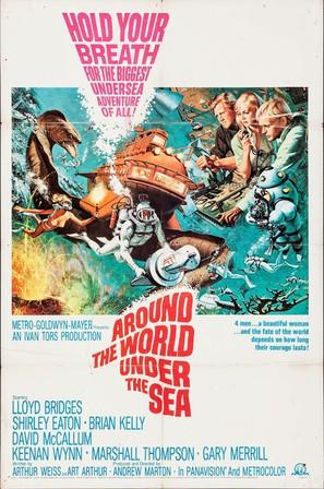 Around the World Under the Sea - Movie Poster (thumbnail)