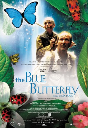 The Blue Butterfly - Canadian Movie Poster (thumbnail)