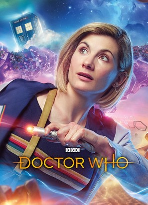 """""""Doctor Who"""" - British Movie Poster (thumbnail)"""
