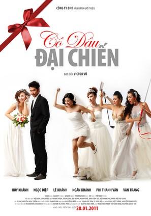 Co Dau Dai Chien - Vietnamese Movie Poster (thumbnail)