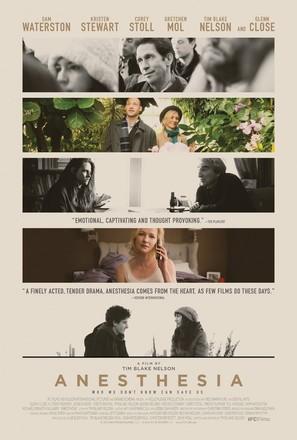 Anesthesia - Movie Poster (thumbnail)