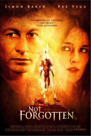 Not Forgotten - Movie Poster (thumbnail)