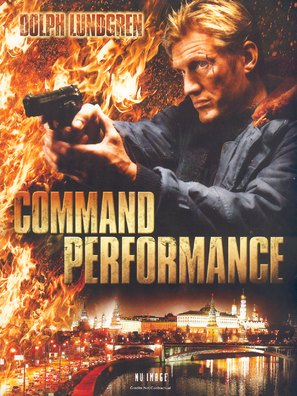 Command Performance - Movie Poster (thumbnail)