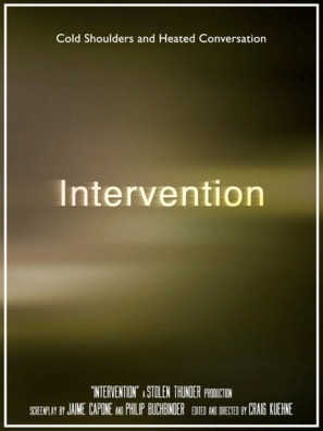 Intervention - Movie Poster (thumbnail)