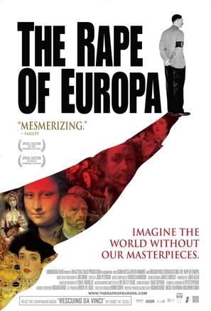 The Rape of Europa - poster (thumbnail)