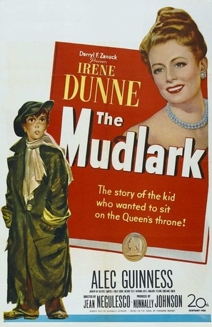The Mudlark - Movie Poster (thumbnail)