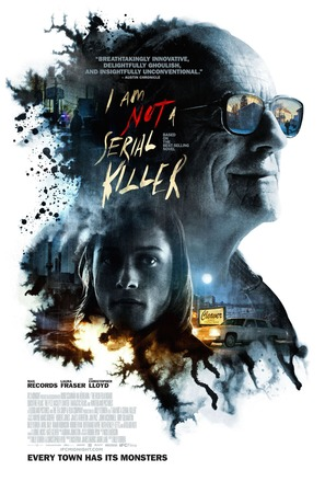 I Am Not a Serial Killer - Movie Poster (thumbnail)