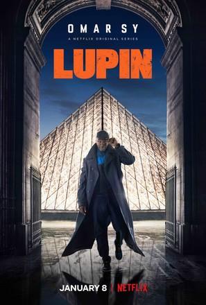 """""""Arsene Lupin"""" - Movie Poster (thumbnail)"""