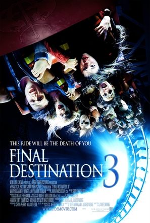 Final Destination 3 - Movie Poster (thumbnail)