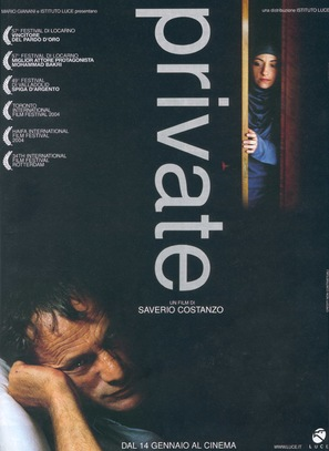 Private - Italian Movie Poster (thumbnail)