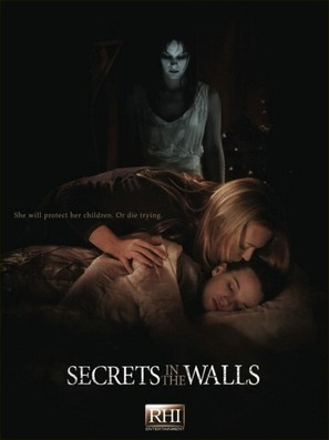 Secrets in the Walls - Movie Poster (thumbnail)