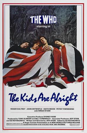 The Kids Are Alright - Movie Poster (thumbnail)