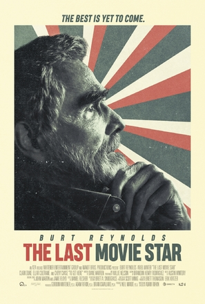 The Last Movie Star - Movie Poster (thumbnail)