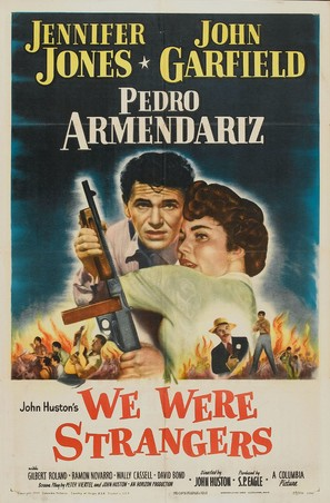 We Were Strangers - Movie Poster (thumbnail)
