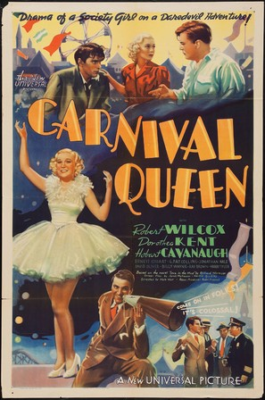 Carnival Queen - Movie Poster (thumbnail)