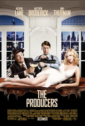 The Producers - Movie Poster (thumbnail)