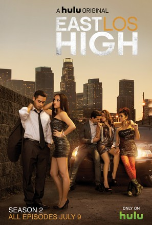 """East Los High"" - Movie Poster (thumbnail)"