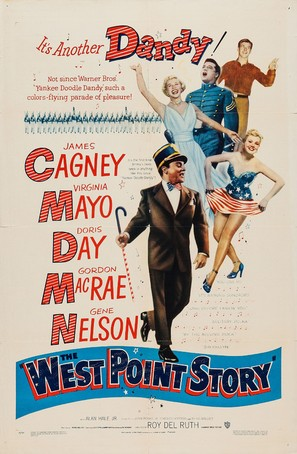 The West Point Story - Movie Poster (thumbnail)