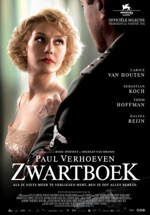 Zwartboek - Dutch Movie Poster (thumbnail)