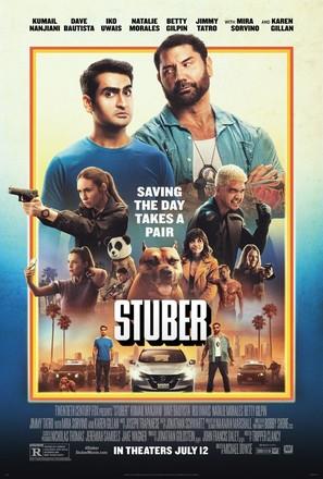 Stuber - Movie Poster (thumbnail)