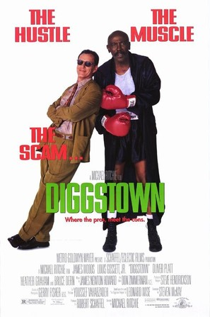 Diggstown - Movie Poster (thumbnail)