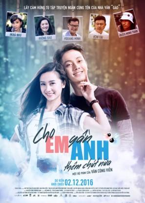 Cho Em Gan Anh Them Chut Nua