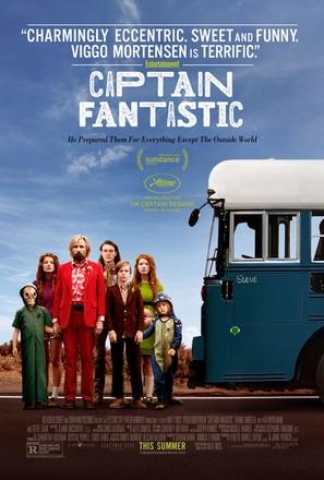 Captain Fantastic - Movie Poster (thumbnail)