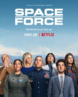 """""""Space Force"""" - Movie Poster (thumbnail)"""