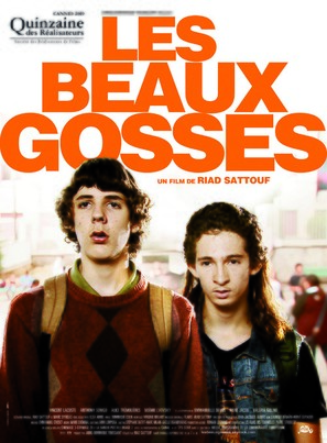 Les beaux gosses - French Movie Poster (thumbnail)