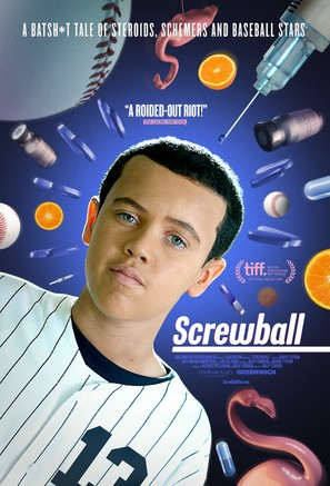 Screwball - Movie Poster (thumbnail)