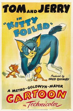 Kitty Foiled - Movie Poster (thumbnail)