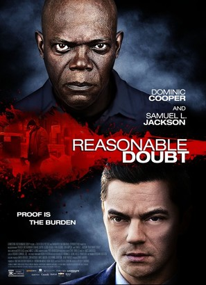 Reasonable Doubt - Movie Poster (thumbnail)