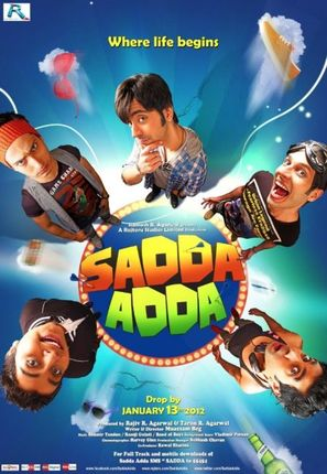 Sadda Adda - Indian Movie Poster (thumbnail)