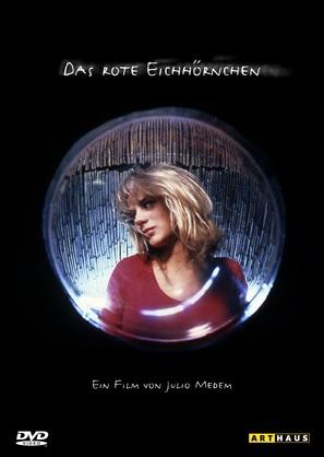 Ardilla roja, La - German Movie Cover (thumbnail)