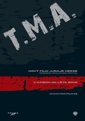 Tma - Czech Movie Poster (thumbnail)