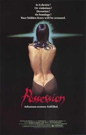 Possession - Movie Poster (thumbnail)