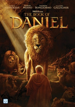 The Book of Daniel - DVD movie cover (thumbnail)