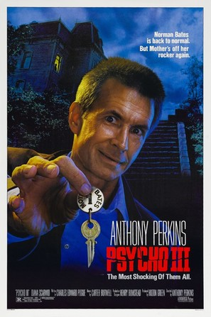 Psycho III - Movie Poster (thumbnail)