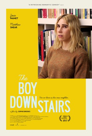 The Boy Downstairs - Movie Poster (thumbnail)