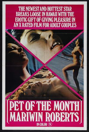Pet of the Month - Movie Poster (thumbnail)