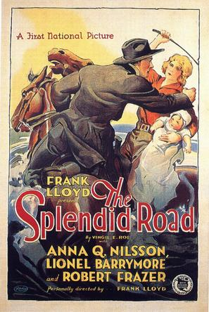 The Splendid Road - Movie Poster (thumbnail)