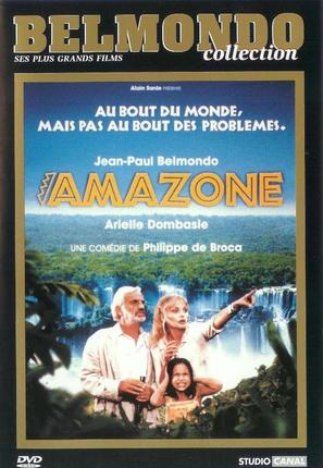 Amazone - French DVD movie cover (thumbnail)