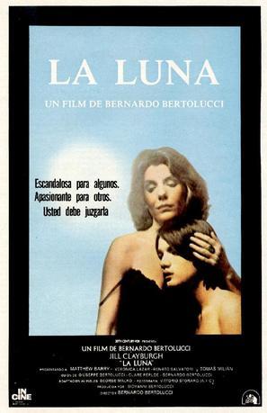 Luna, La - Spanish Movie Poster (thumbnail)