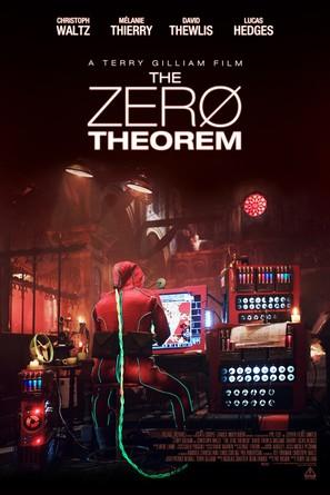 The Zero Theorem - British Movie Poster (thumbnail)