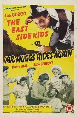 Mr. Muggs Rides Again - Movie Poster (thumbnail)