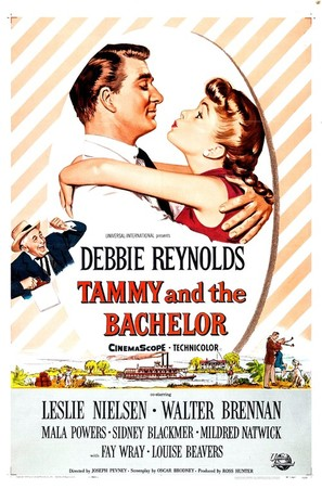 Tammy and the Bachelor - Movie Poster (thumbnail)