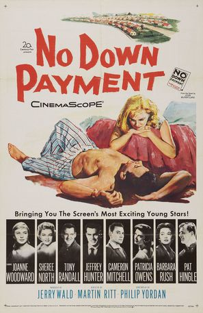 No Down Payment - Movie Poster (thumbnail)